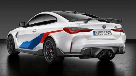 通通都是碳纖維!BMW M3/M4原廠M Performance套件 讓你一落地就當帥哥