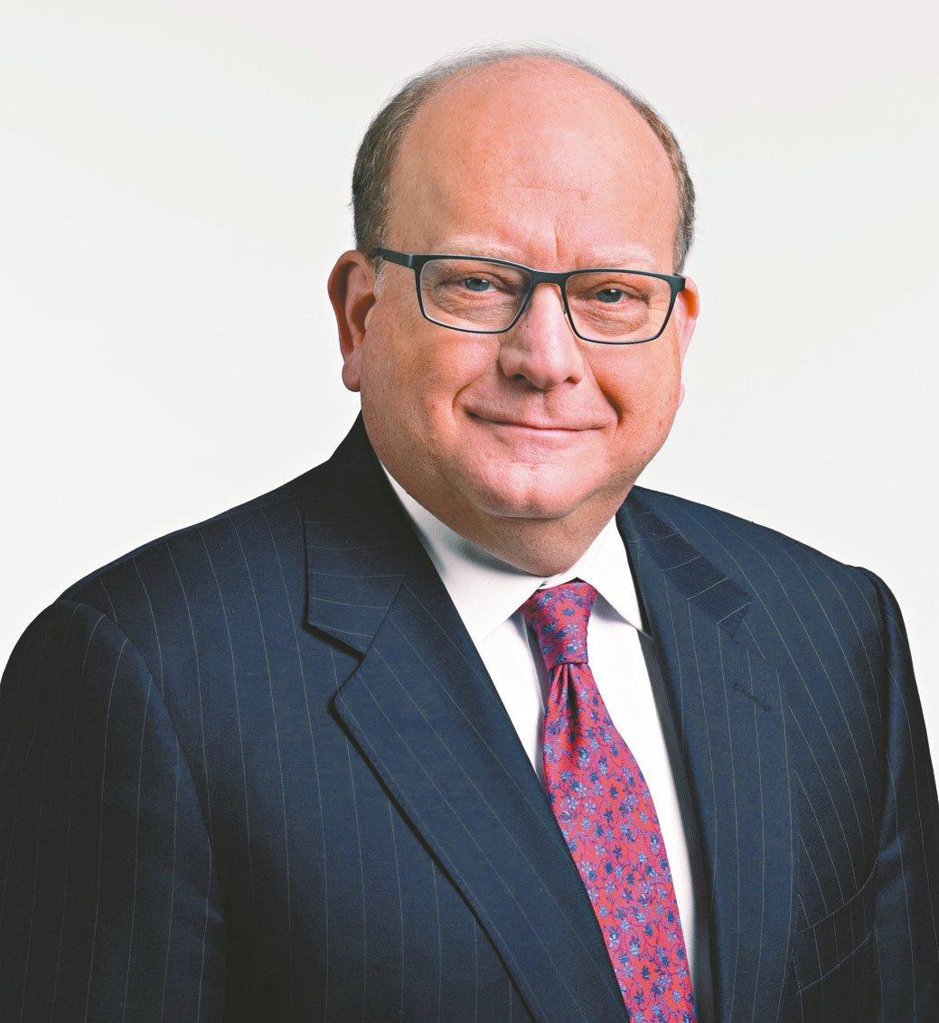 鋒裕匯理美國投資團隊投資長Kenneth J.Taubes。 鋒裕匯理資產管理/...