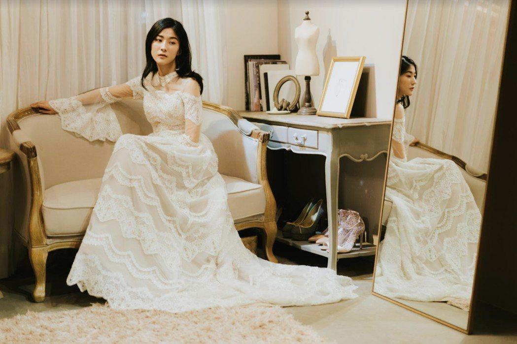 澳洲頂級婚紗「CIZZY BRIDAL AUSTRALIA」有別於傳統婚紗的澳洲...