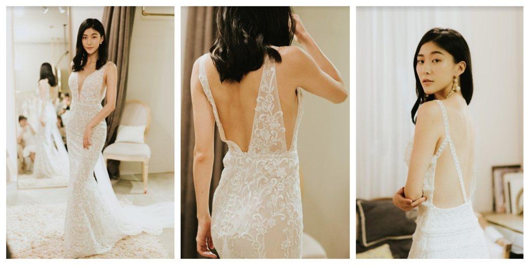澳洲頂級婚紗「CIZZY BRIDAL AUSTRALIA」以古典美的精緻蕾絲,...