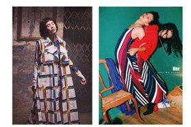 黃薇倫敦壓軸秀虛實的「她」 古又文邀溫貞菱變身畫家