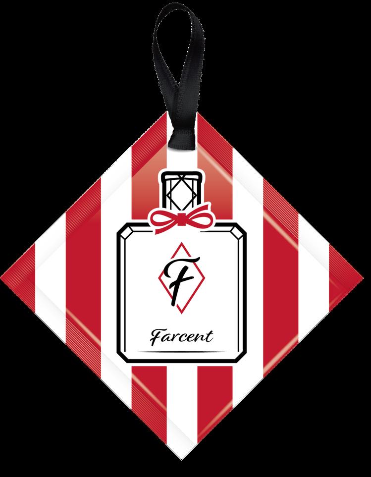 Farcent香水衣物香氛袋-罌粟花/10g*3入/79元。圖/Farcent提...