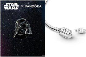 Star Wars x Pandora星際大戰串飾10月1日開賣 黑武士曝光