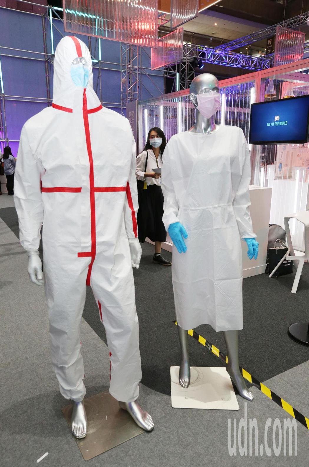 「2020臺灣創新技術博覽會」下午在台北世貿展覽館開幕,「台灣創新技術博覽會」以...