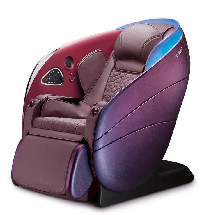 OSIM uDream 5感養身椅,原價258,000元,早鳥優惠價198,00...
