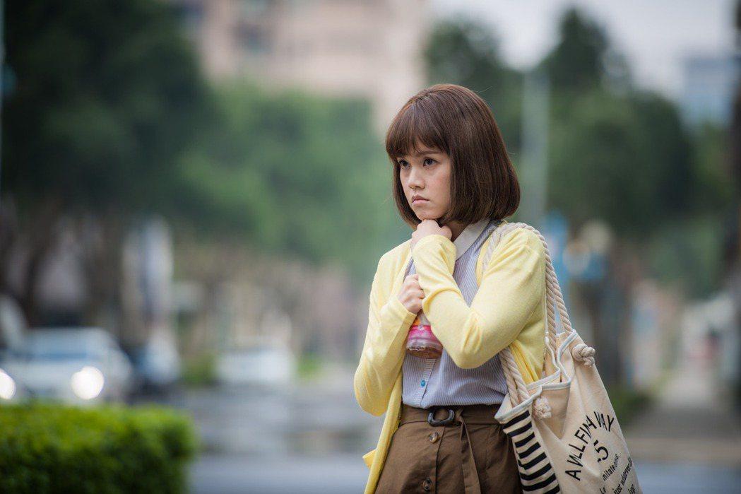 李劭婕演出「烏陰天的好日子」,是全劇唯一沒病的正常人。圖/客台提供