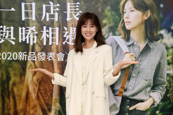 被點名金鐘遺珠 林予晞不敢篡位賈靜雯「最佳女主角」