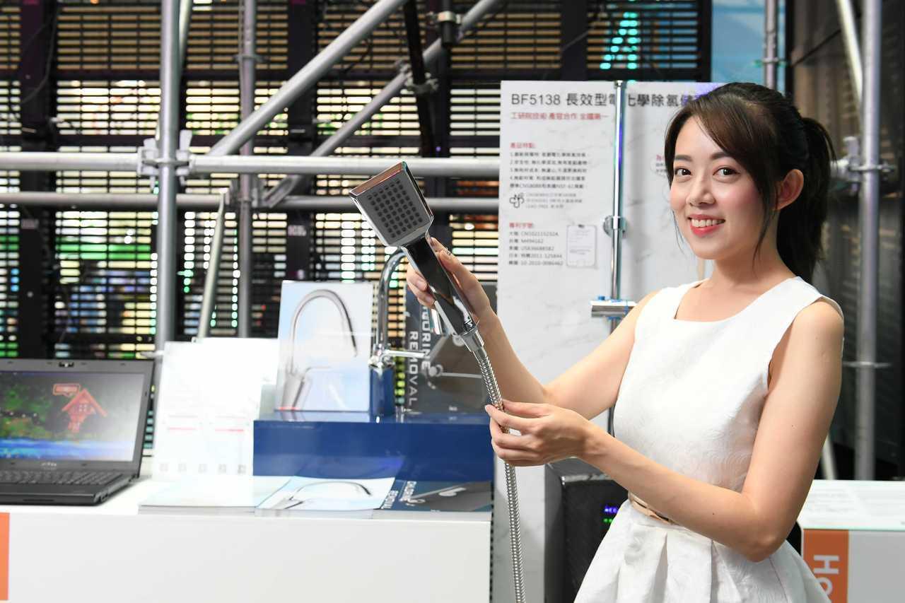 工業局創新技術博覽會 蘇揆:國家興盛看發明與創新