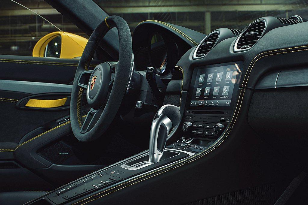 現在起保時捷Boxster、Cayman 718 GTS 4.0以及718 Sp...