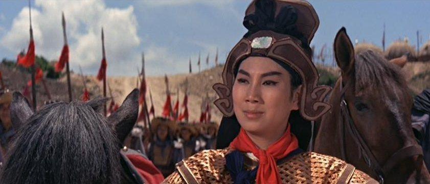 1963年《花木蘭》。 圖/IMDb
