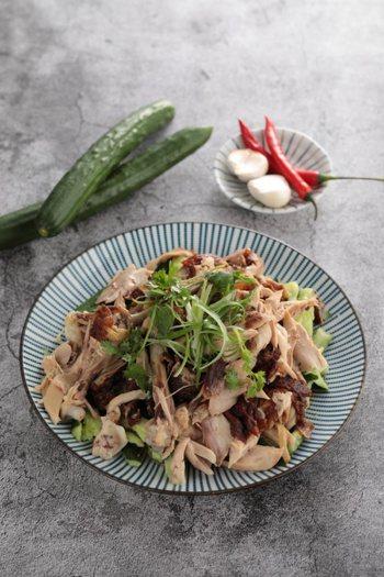 山東燒雞。 圖/悅知文化提供