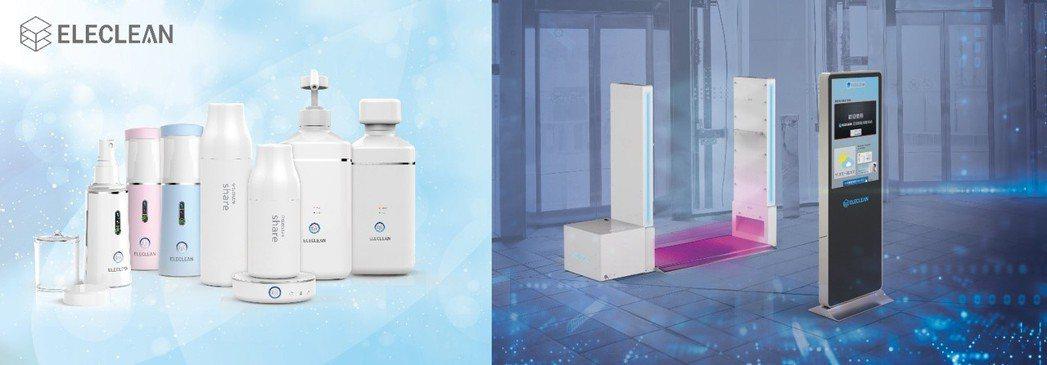 ELECLEAN e立淨全系列產品目前已銷售至日本、泰國、馬來西亞、荷蘭、法國、...