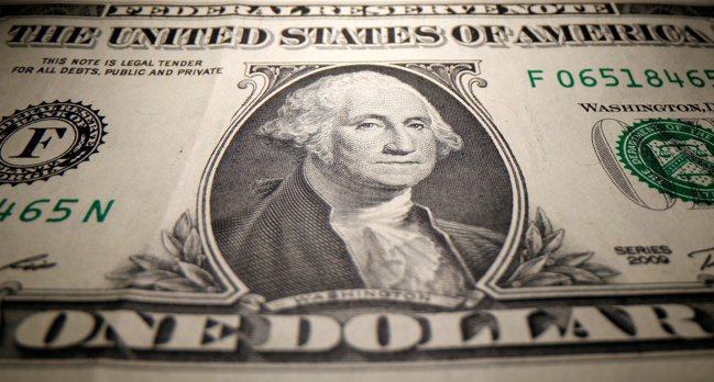 美元短期看升,有三大因素支撐。圖/路透