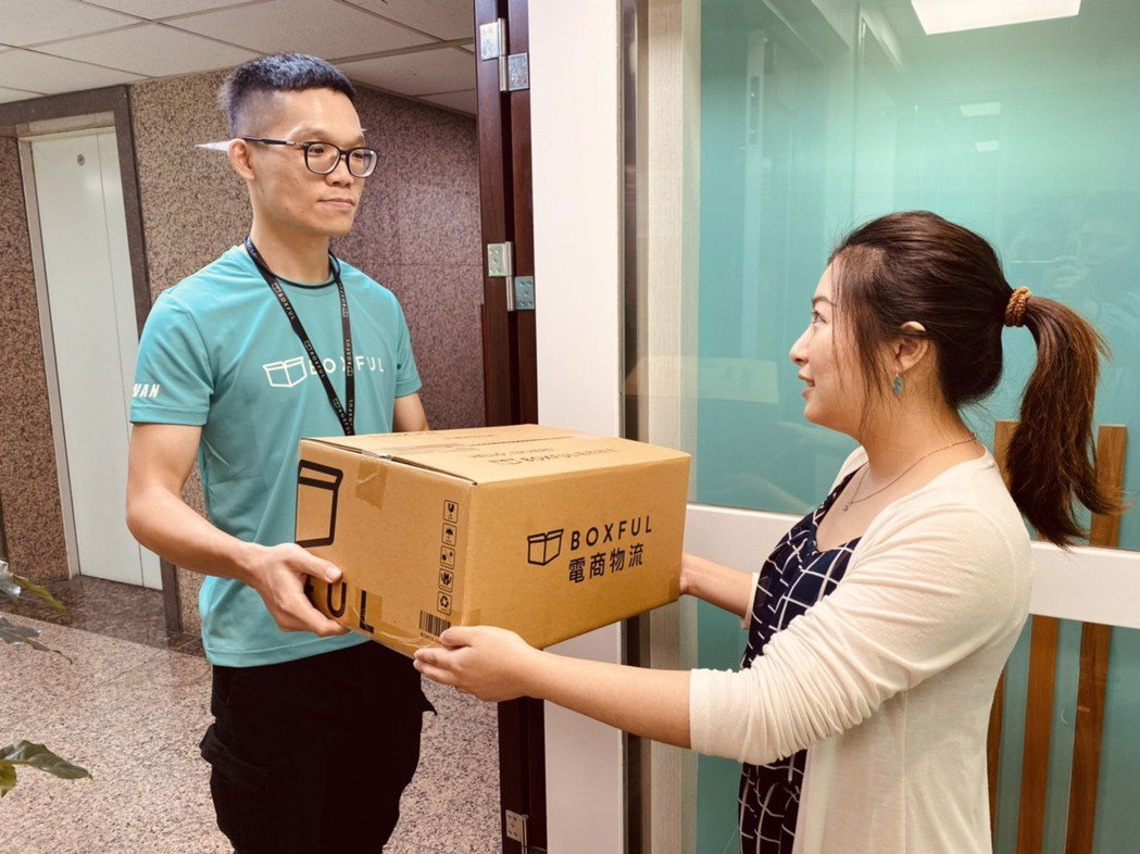 Boxful電商物流提供雙北8hr超速配。 Boxful /提供
