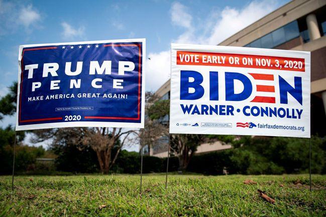 跡象顯示,市場人士預料,美國政治局勢在11月總統大選過後的幾個月仍會亂紛紛,投資...