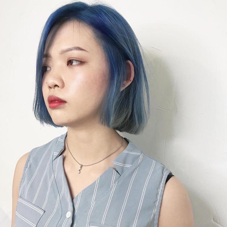 髮型創作/念NIAN / Anna 妍甄,圖/StyleMap美配提供