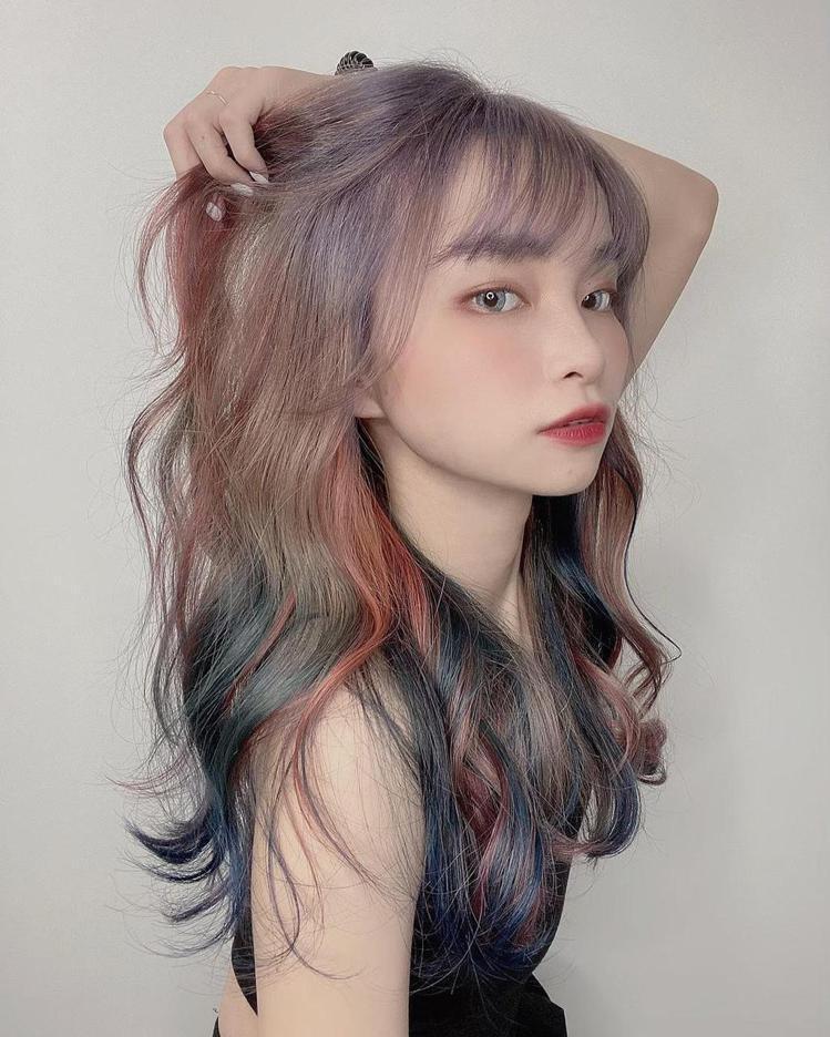 髮型創作/Ink Hair Salon 旗艦店 / ink.hairkc,圖/S...