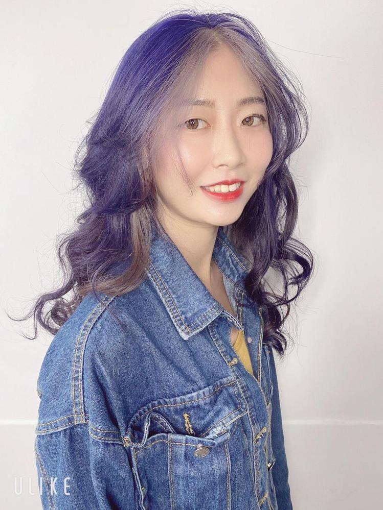 髮型創作/諾斯髮型二館 / 貝貝,圖/StyleMap美配提供