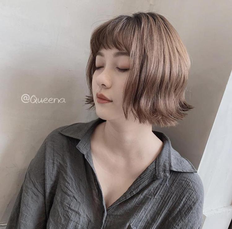 髮型創作/Goodday hair / Queena,圖/StyleMap美...