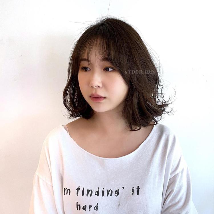 髮型創作/STDOR Hair / Iris 艾瑞絲,圖/StyleMap美配提...