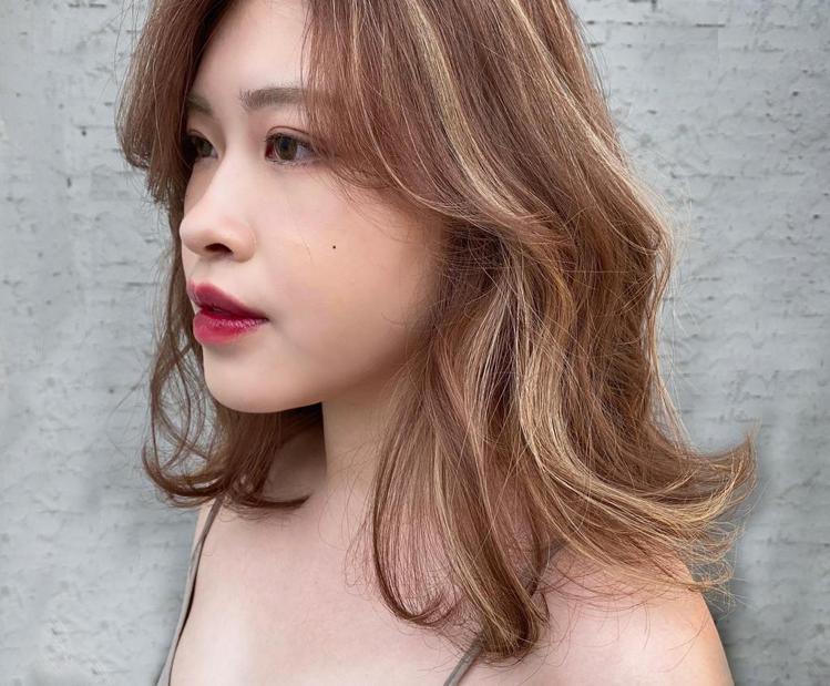 髮型創作/Glitz Hair旗艦店 / ULA,圖/StyleMap美配提供