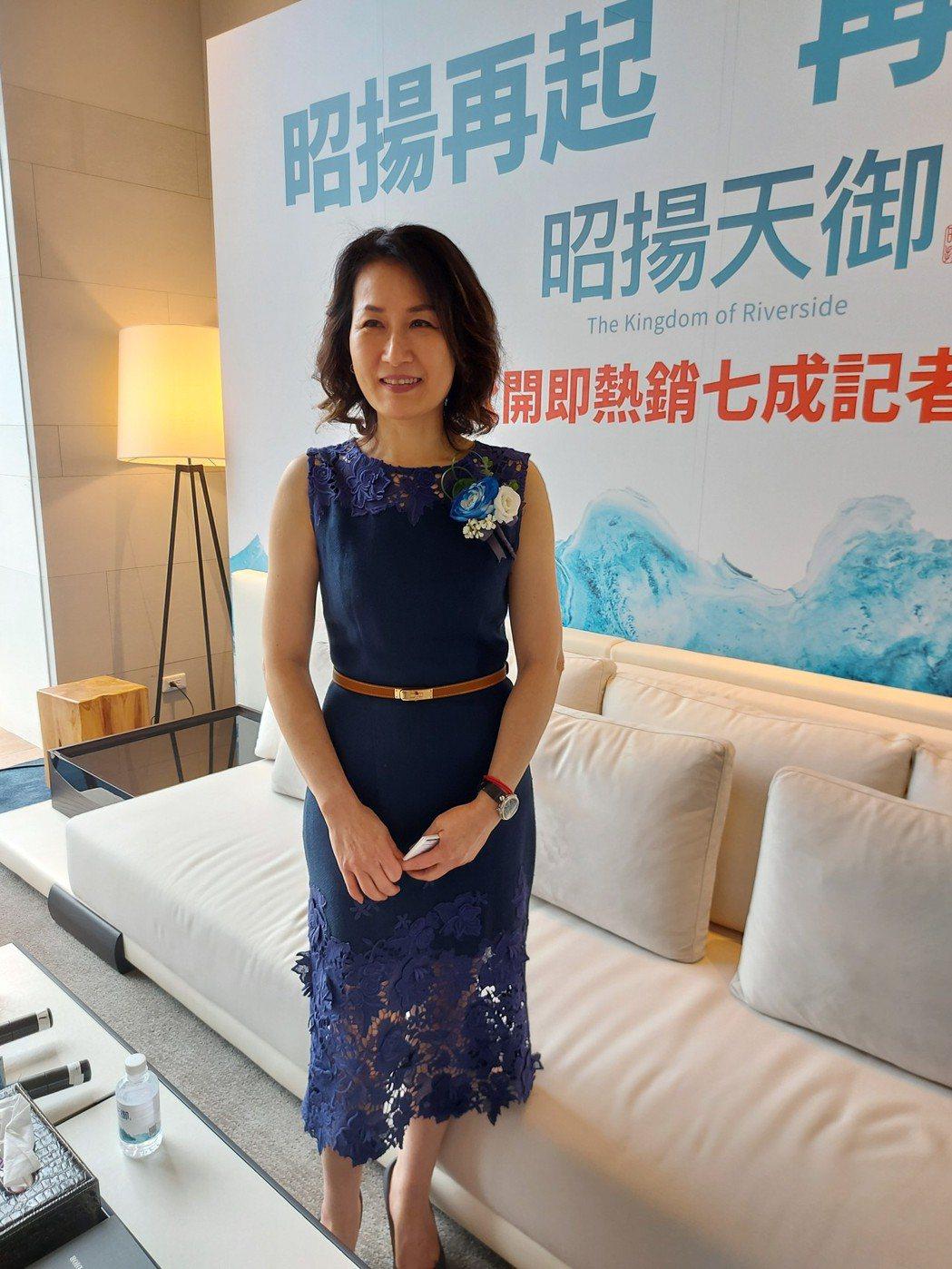 昭揚建築總監呂雅蕙表示,昭揚在桃園耕耘很久,已有品牌知名度,且有自身的品牌粉絲,...