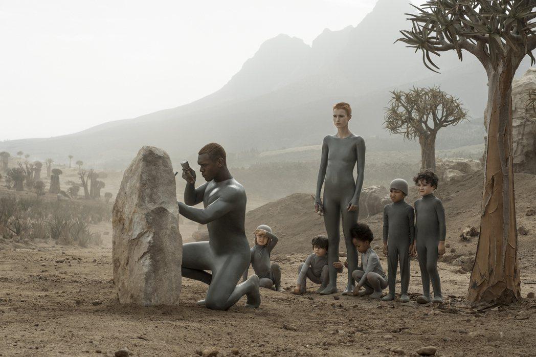 「異星災變」已獨家於HBO GO上線。圖/HBO Max提供