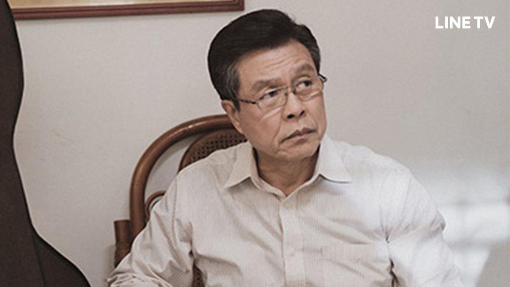 楊烈暌違34年再度問鼎金鐘。圖/LINE TV提供