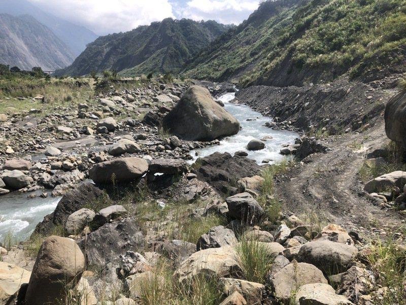 陳有蘭溪是濁水溪的上游水源,常因颱風及豪大雨流速不穩,影響地方灌溉。圖/雲林農田水利會提供