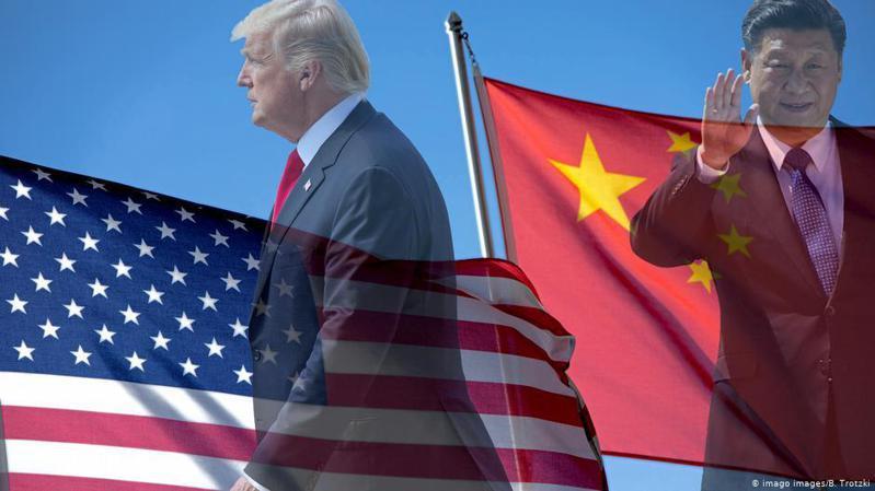 近來美國頻頻對中國大陸實施制裁手段。圖/德國之聲中文網