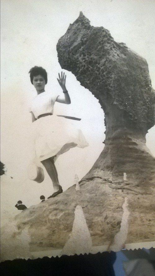 張瓊齡的媽媽從13歲就自力更生,是獨立又強悍的女性。 圖/張瓊齡提供