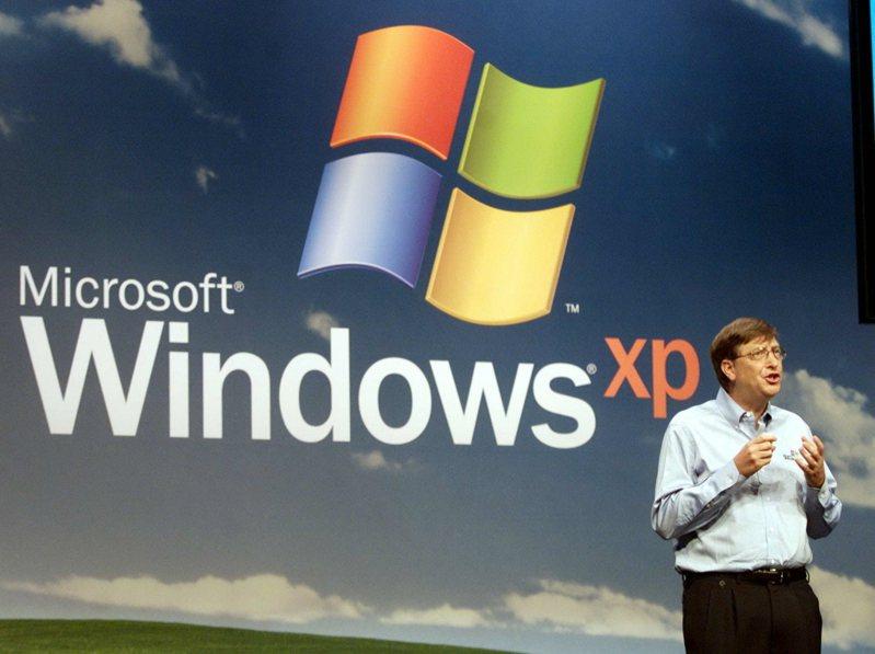 Windows XP。 路透