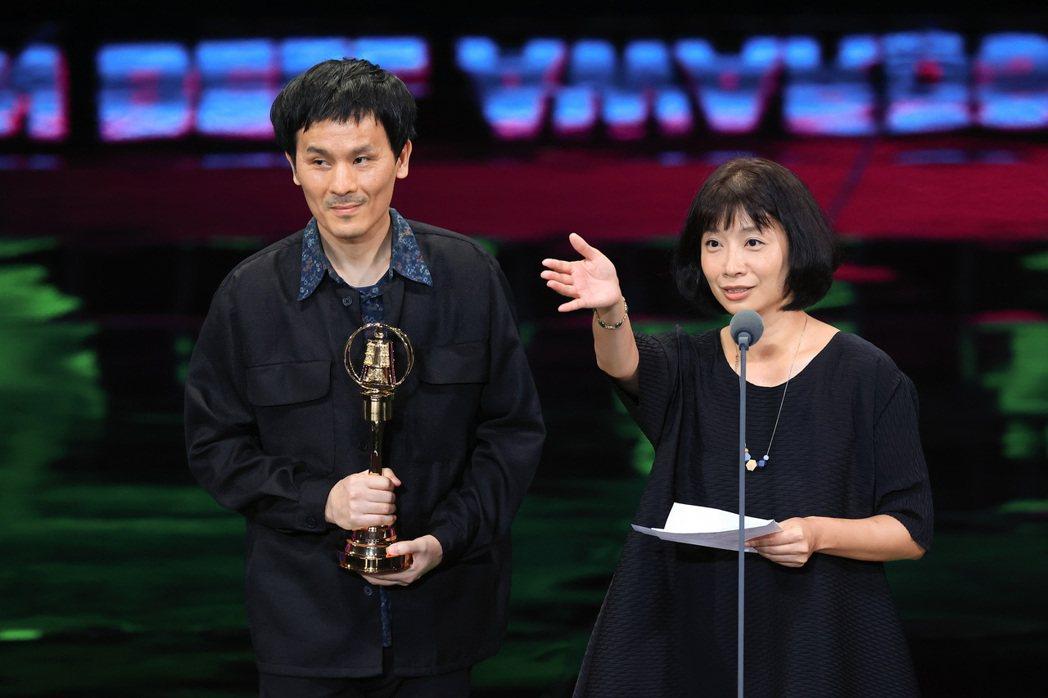 第55屆金鐘獎頒獎典禮在國父紀念館舉行,電視電影獎由新創電影短片大吉獲得。記者林