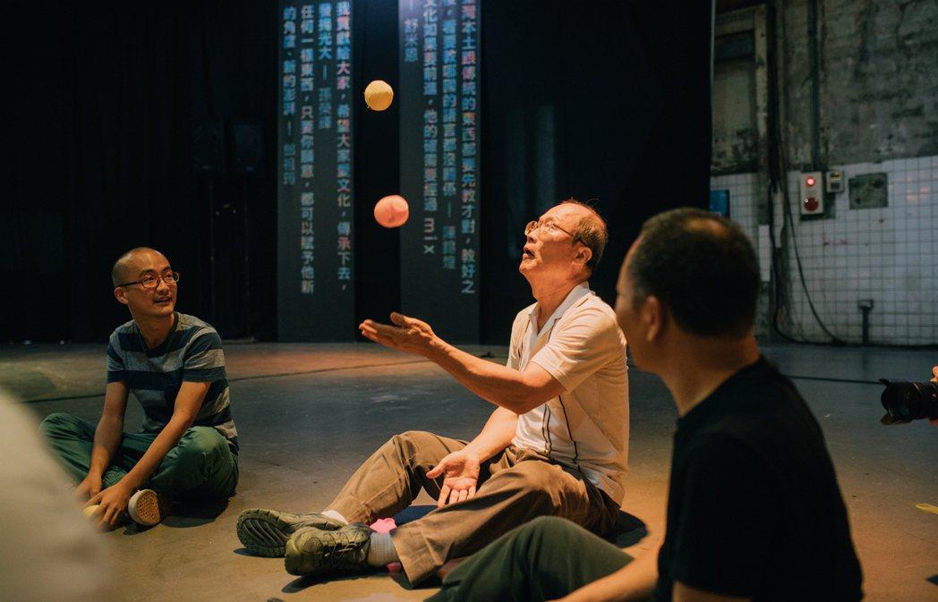 星合有限公司為新竹量身打造的馬戲節目製作,讓每個廣場和轉角都充滿驚喜。 圖/20...