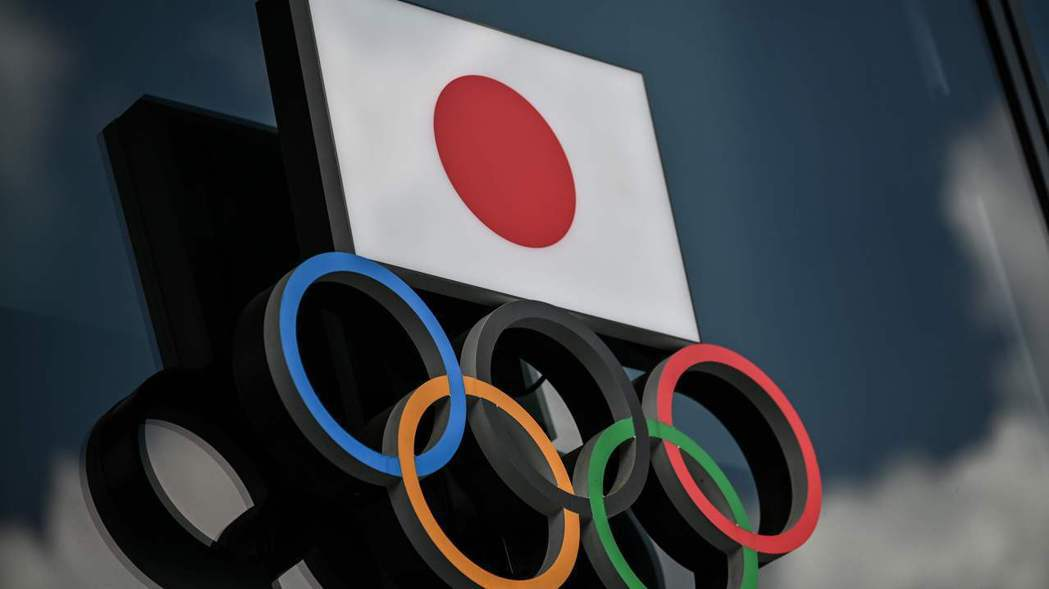 2020東京奧運受到新冠肺炎疫情影響延後舉辦。法新社