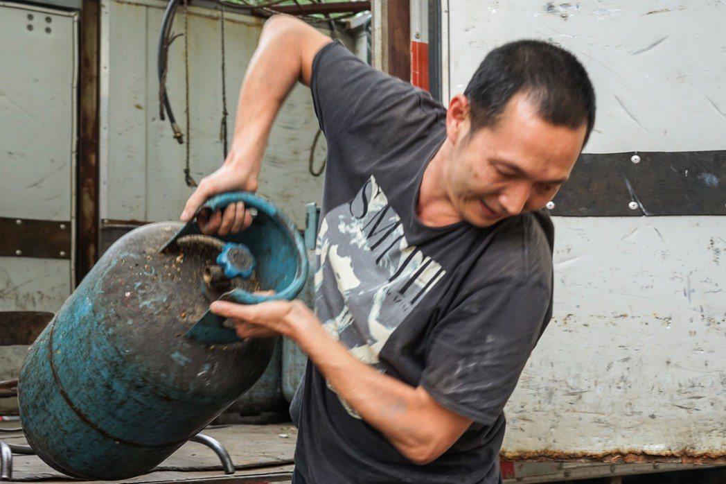 明年起,北京桶裝瓦斯也將實施實名購買制。(搜狐網)
