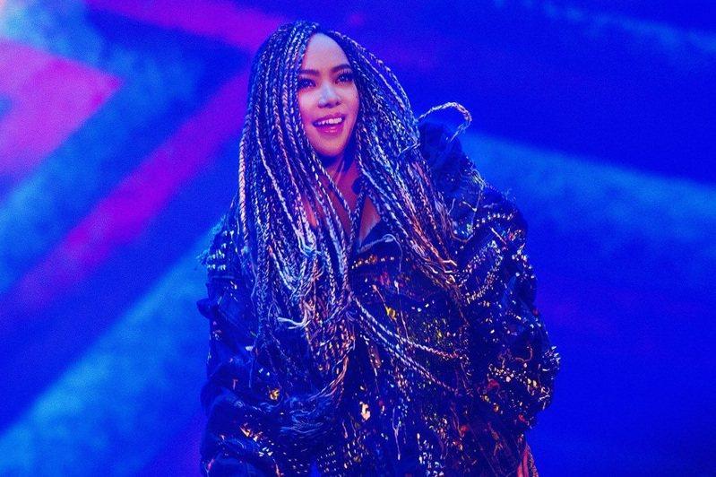 天后張惠妹日前宣布今年將回故鄉台東跨年且免費演唱。圖/EMI提供