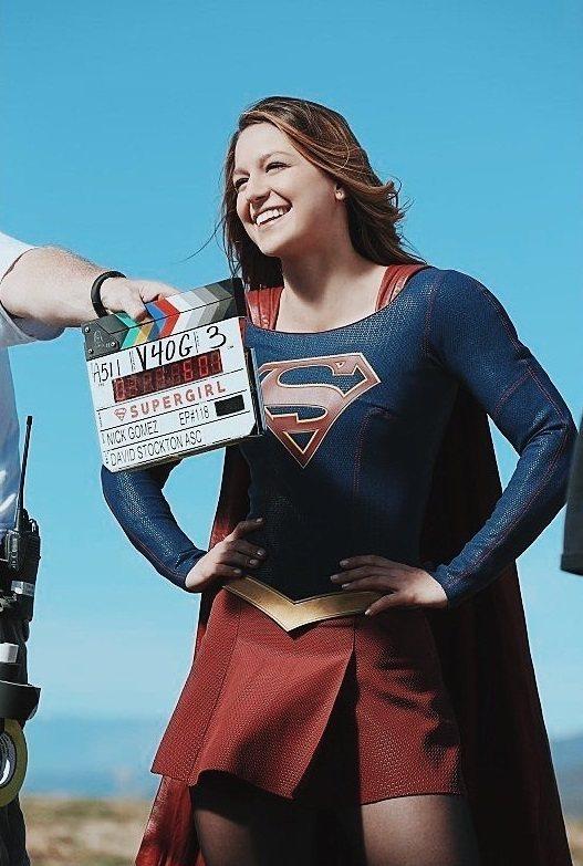 梅莉莎班諾伊以「女超人」廣為觀眾熟知。圖/摘自Instagram