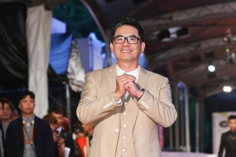 第55屆金鐘獎頒獎典禮在國父紀念館舉行,洪都拉斯走星光大道。