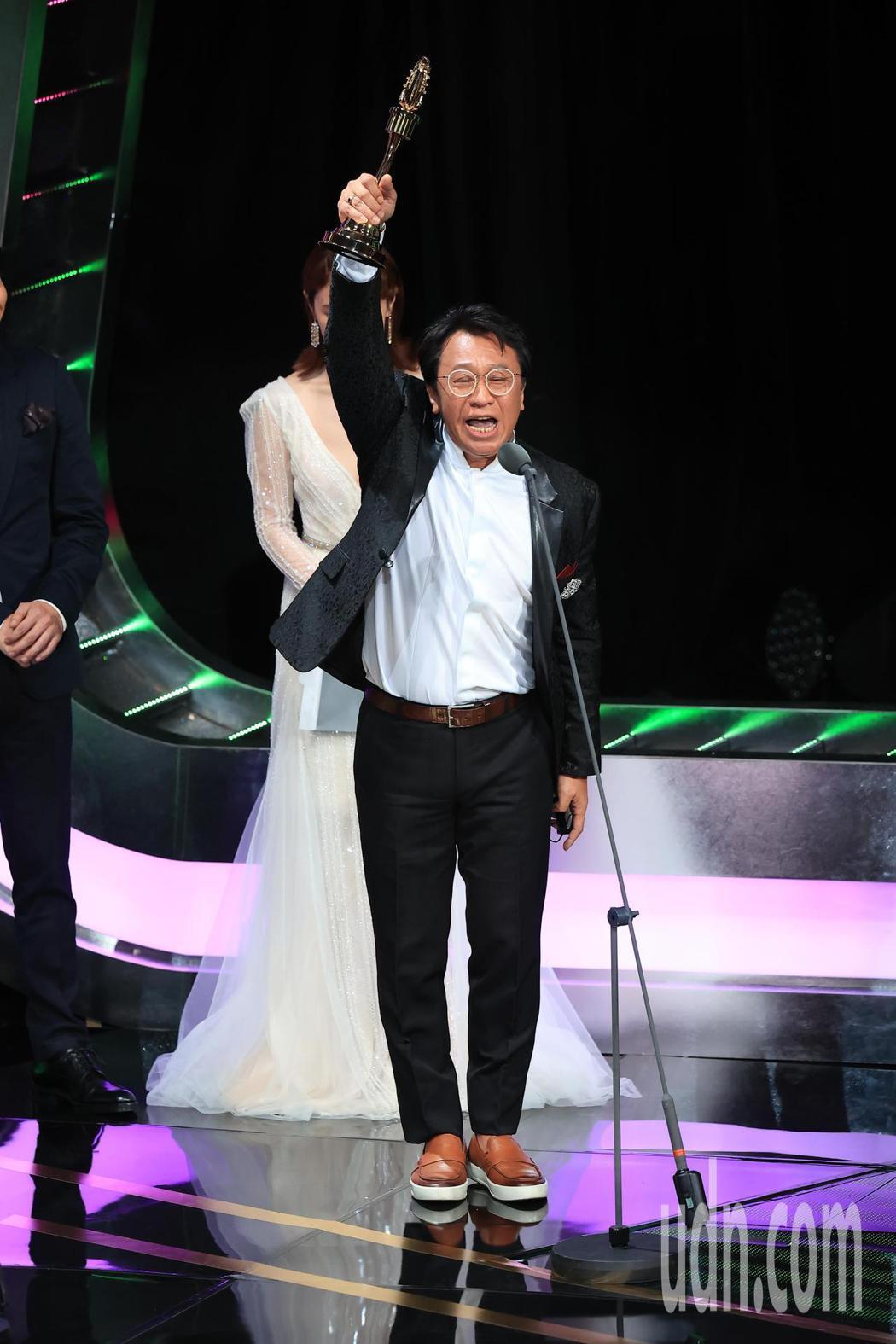 第55屆金鐘獎頒獎典禮在國父紀念館舉行,迷你劇集電視電影男配角獎由游安順獲得。記...