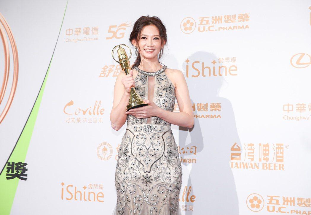 第55屆金鐘獎頒獎典禮在國父紀念館舉行,迷你劇集/電視電影女主角獎由吳奕蓉獲得。