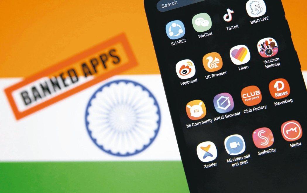 印度禁止TikTok短短一個月內,當地類似的App平台如雨後春筍冒出,搶占市場。...