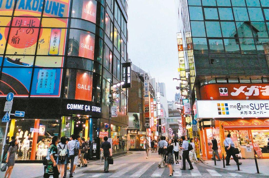東京因房屋供需穩定,將持續成為穩定而長期的海外收益型投資標的。(本報系資料庫)