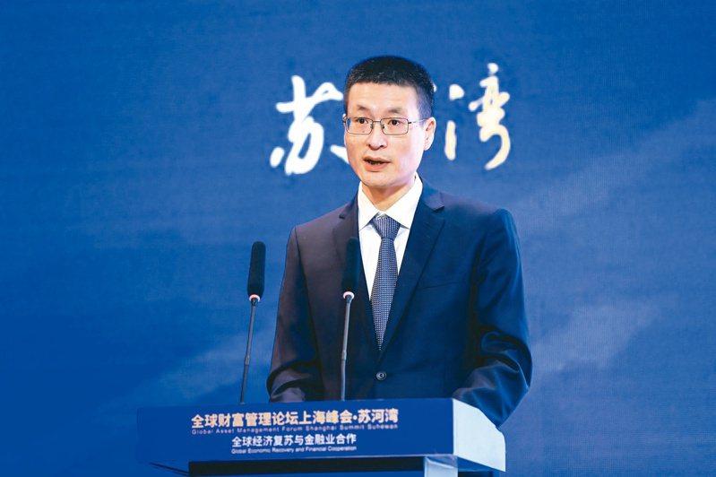 大陸國家外匯管理局副局長陸磊 圖/澎湃新聞
