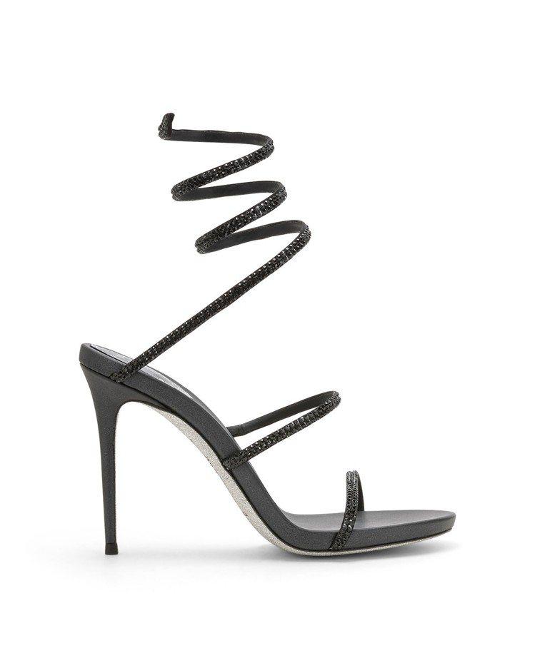 René Caovilla的經典Cleo鞋履。圖/René Caovilla提供