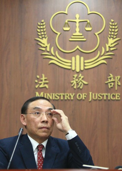 法務部長蔡清祥。圖/聯合報系資料照片