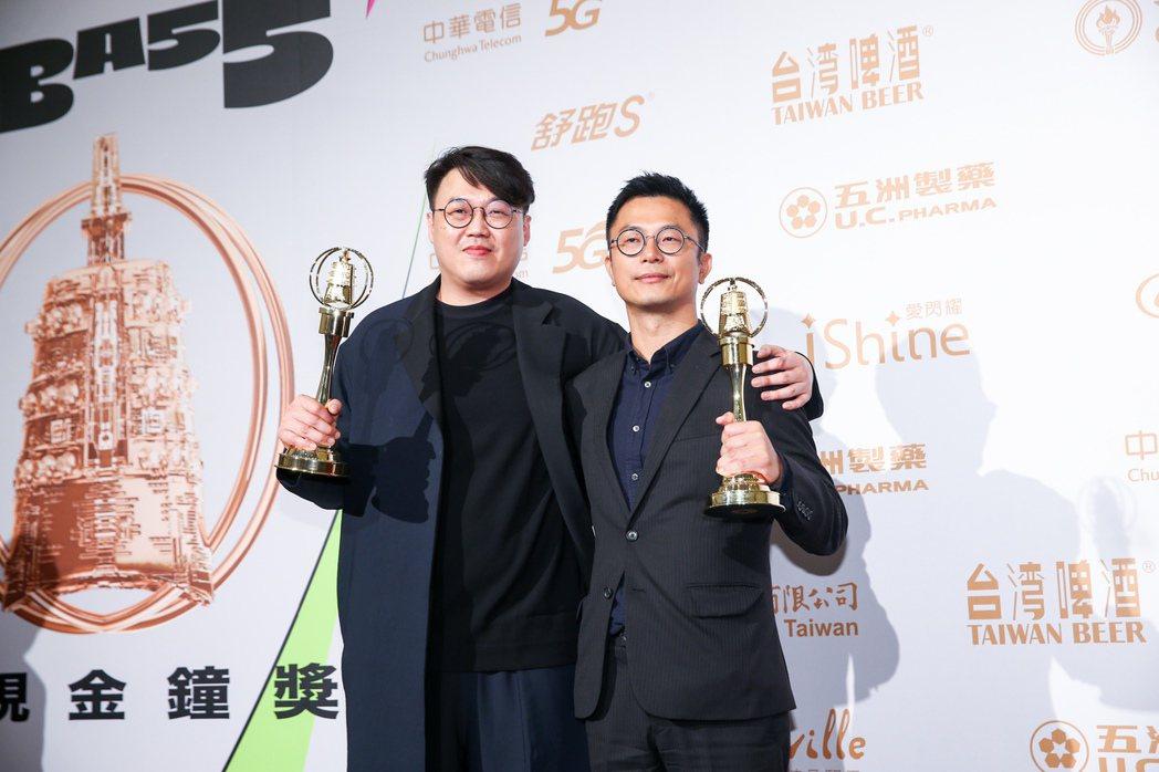 第55屆金鐘獎頒獎典禮在國父紀念館舉行,戲劇節目導演獎由高炳權、曾英庭以「用九柑