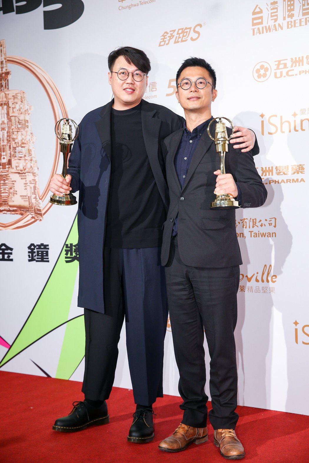 第55屆金鐘獎頒獎典禮在國父紀念館舉行,戲劇節目導演獎由高炳權、曾英庭以「用九柑...