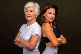 永遠不嫌晚!74歲Joan MacDonald四年減30公斤,穿上比基尼展現自信。