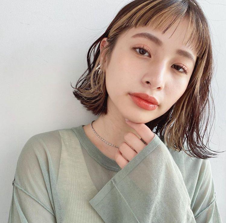 instagram@ayanon_hair 圖/VOGUE提供